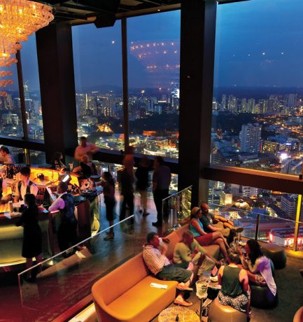 NEW ASIA BAR IN SINGAPORE