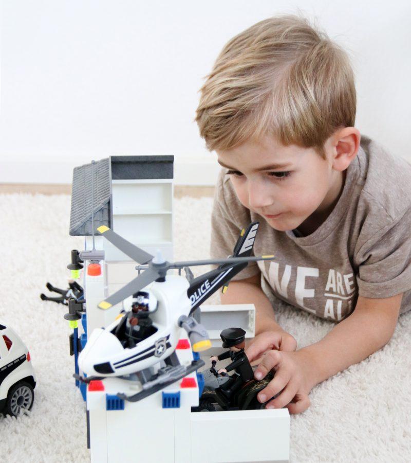 Auf Entdeckungstour mit Playmobil
