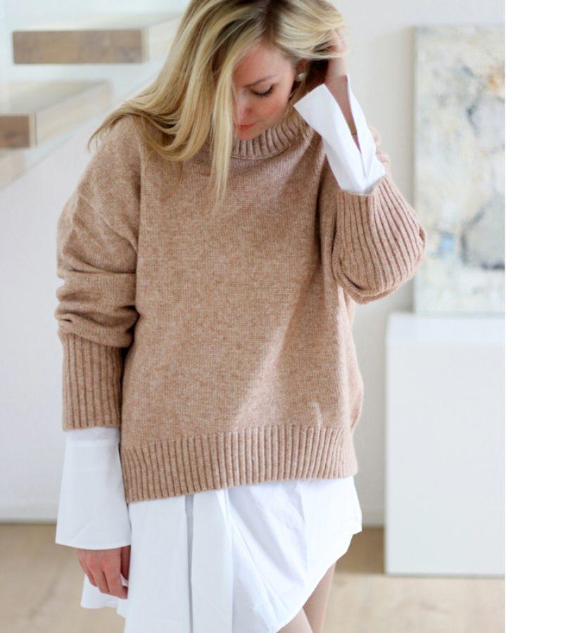 Weiße Blusen |  Ein Statement Piece