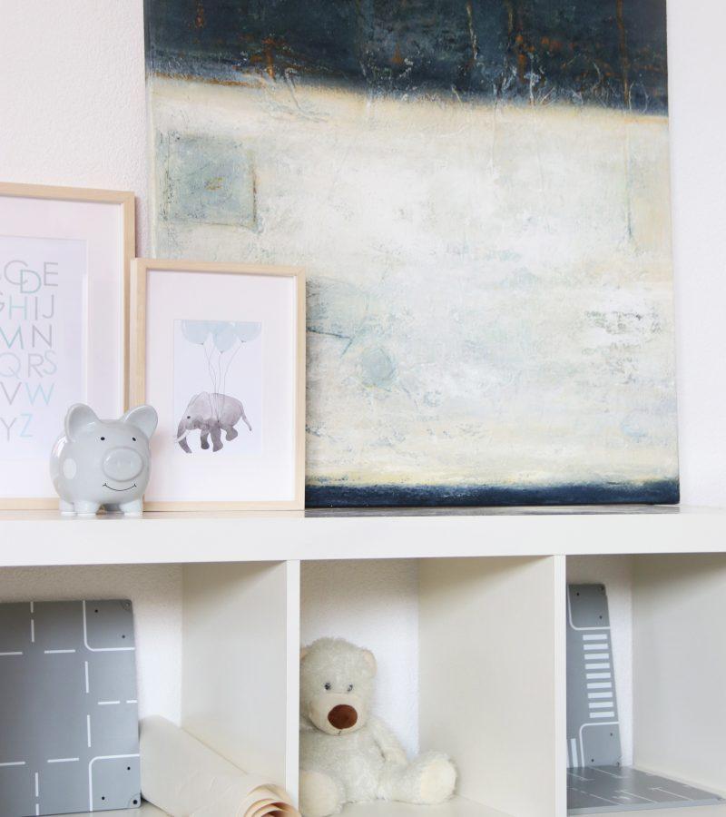S[O]Nday | Blau-Graue Kinderzimmer-Inspo