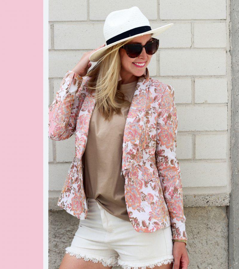 OOTD | Rosé sorgt für eine frische Sommer-Brise