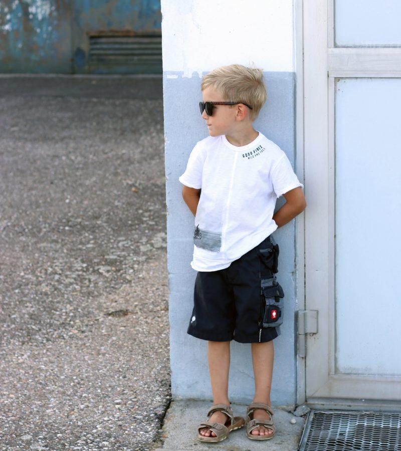 S[O]Nday | Lässiger Look für pfiffige Boys
