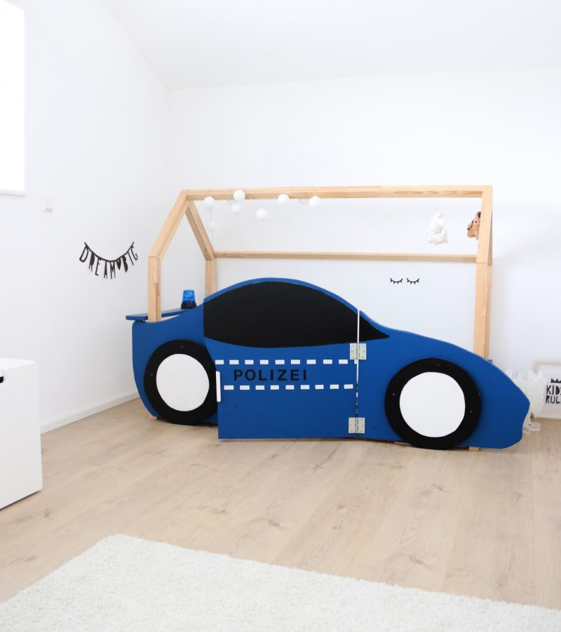 S[O]Nday | DIY-Projekt: Polizei-Bett