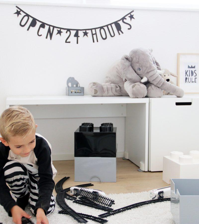 Legos ganz groß | Aufbewahrung & Spielspaß in Einem