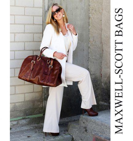 Englische Eleganz in Perfektion | Lederwaren von Maxwell Scott