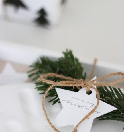 Oh Tannenbaum | Meine Geschenkverpackungen mit Liebe & DIY