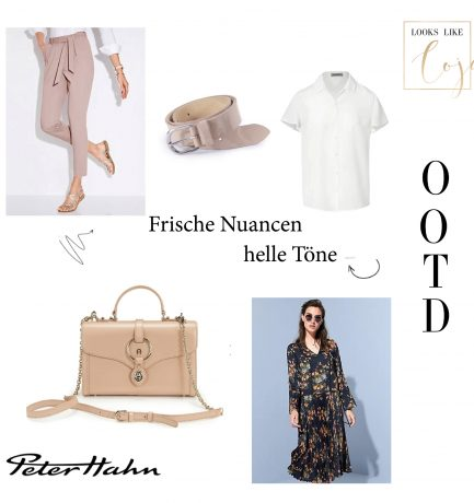 Mode, die Lust auf den Frühling macht   Shopping mit PETER HAHN [ Anzeige ]