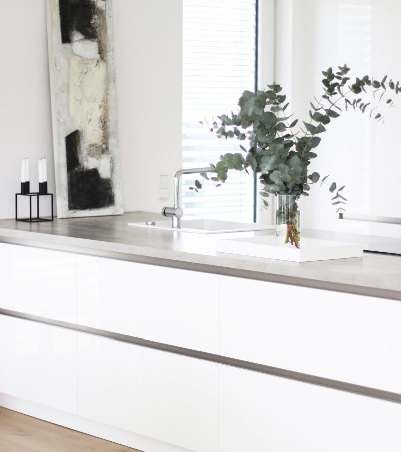 Eukalyptus im Trend | Küchen-Highlights