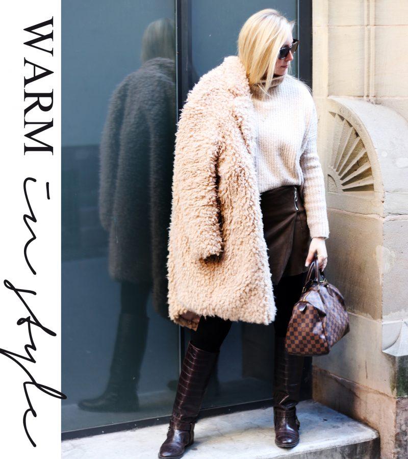 WARM in Style – So geht's!