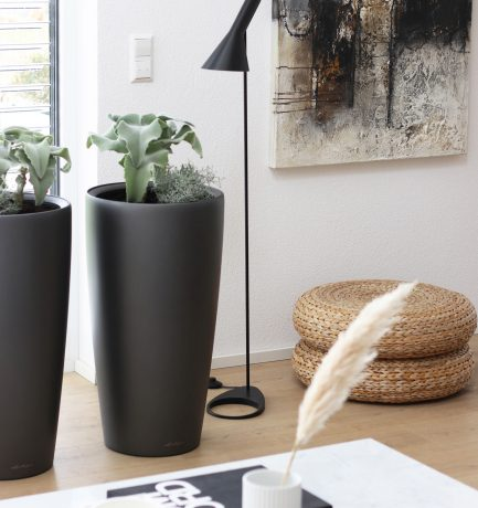 Galerie im Frühjahrs-Look |  Styling with Greenery