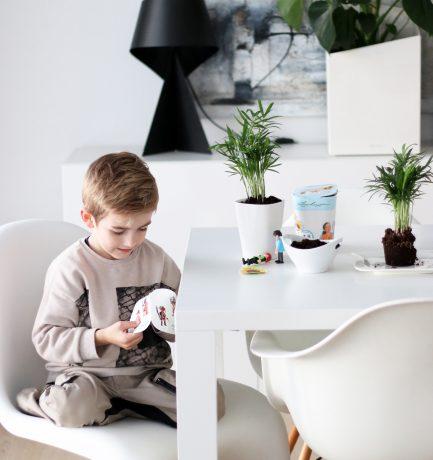 Spaß mit Pflanzen | Kinderlachen garantiert