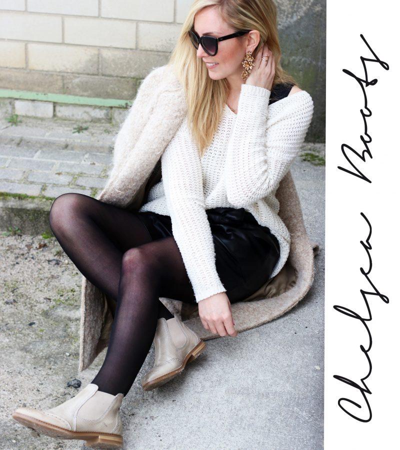 Mein Style-Guide | OOTD mit meinen neuen Chelsea Boots [ Anzeige ]