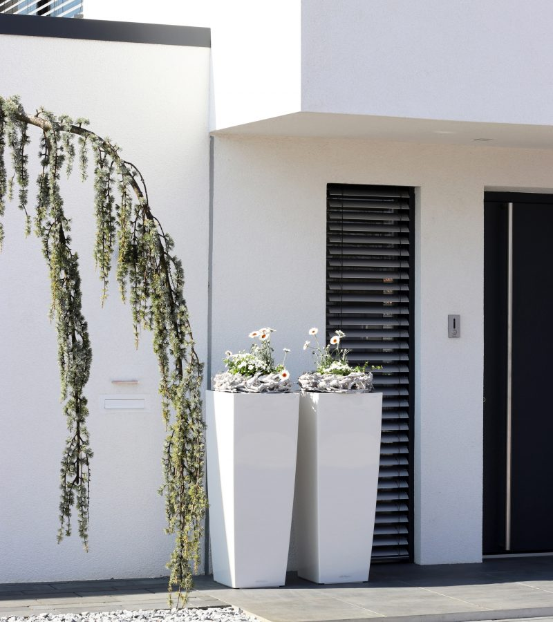 Styling your entrance