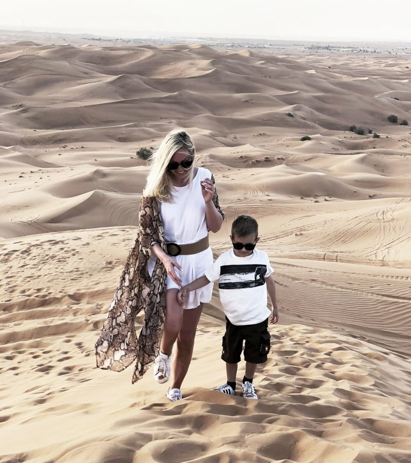 Dubai Travel | Wüsten-Impressionen