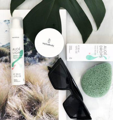 Erlebt den besonderen Glow Eurer Haut mit Produkten von HelloBody [ Anzeige ]