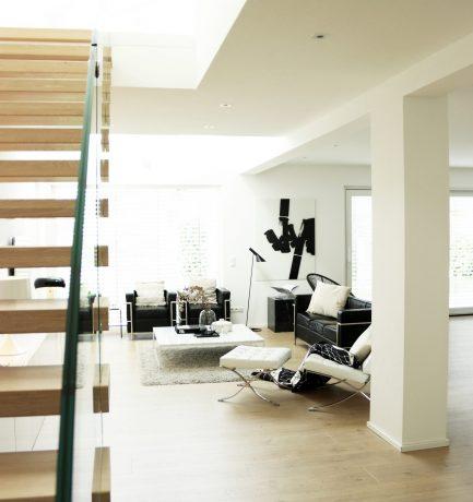 Elegante Wandkunst | Wohnräume mit Galerie-Flair