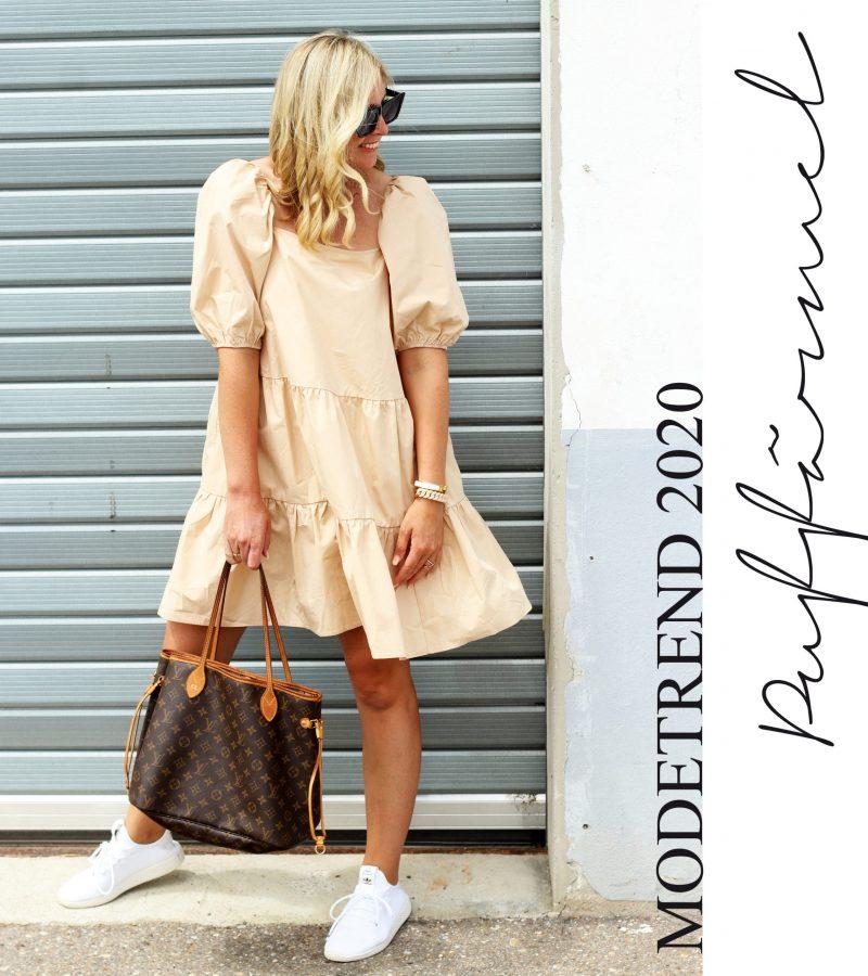 Modetrend 2020: Sommerkleider mit Puffärmeln