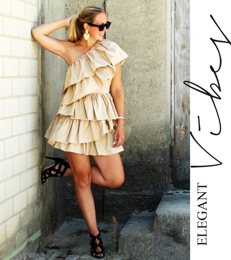 Elegant Vibes | Sommerkleider mit Stil