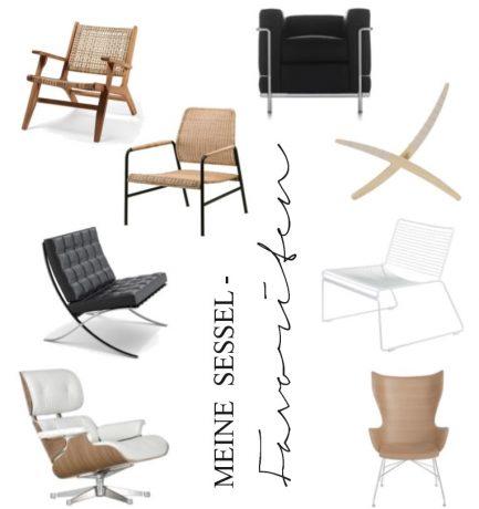 Meine  all-time Sessel-Favoriten