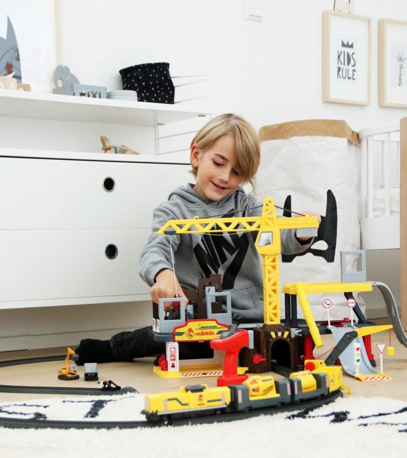 [ Anzeige ] Jede Menge Baustellen-Spaß mit märklin – my world