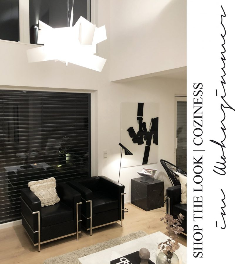 Shop the look | Coziness im Wohnzimmer