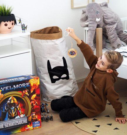 Die Novelmore Schatzsuche kann beginnen   Der Rundum-Familien-Spaß mit der PLAYMOBIL®Box