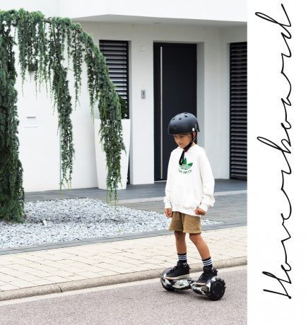 Tom's Fun-Sportgerät | Unterwegs mit dem Hoverboard