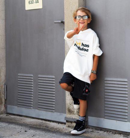 Kids Fashion |  ART has no rules