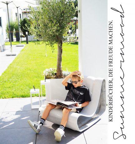 Summermood | Kinderbücher, die Freude machen.